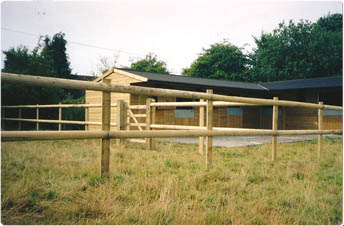 Equestrian and Livestock fencing